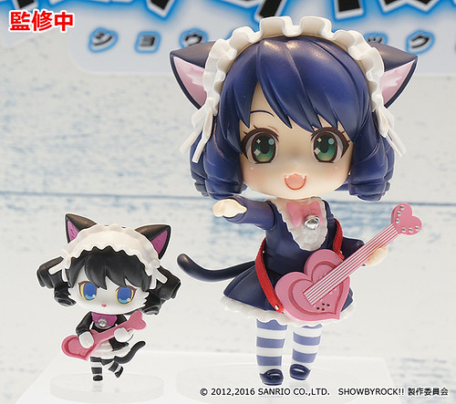 Nendoroid Cyan (SHOW BY ROCK!!) | by animaster