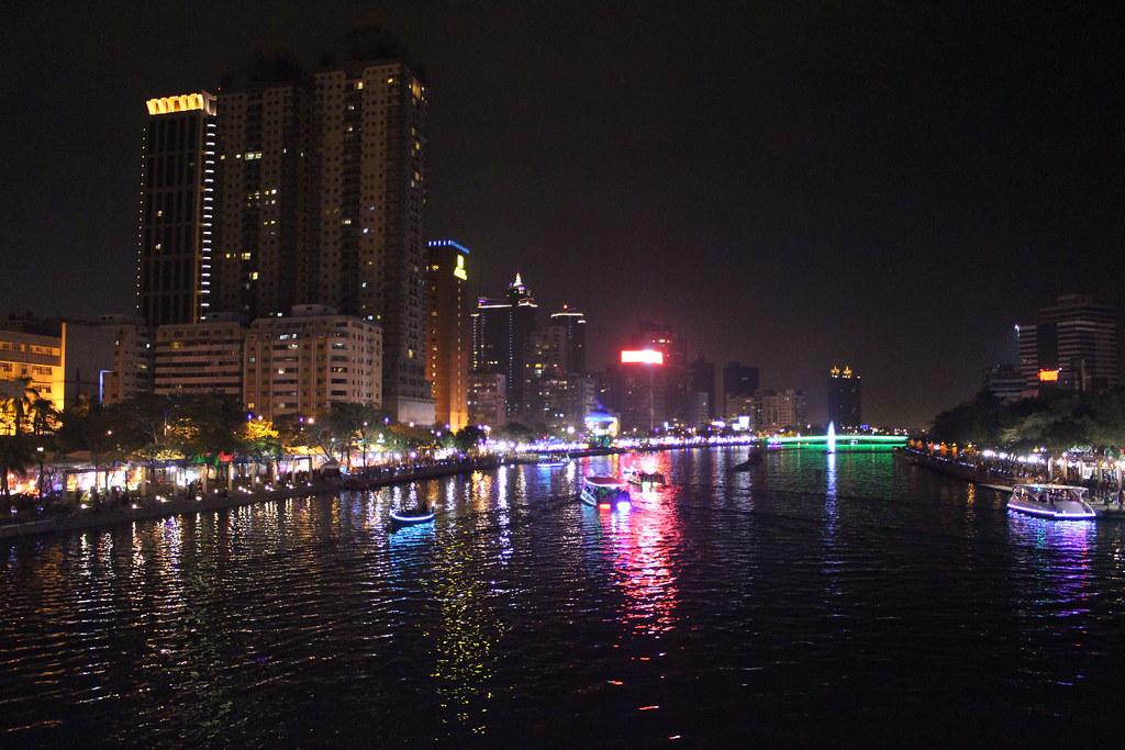 高雄愛河 Kaohsiung Love River