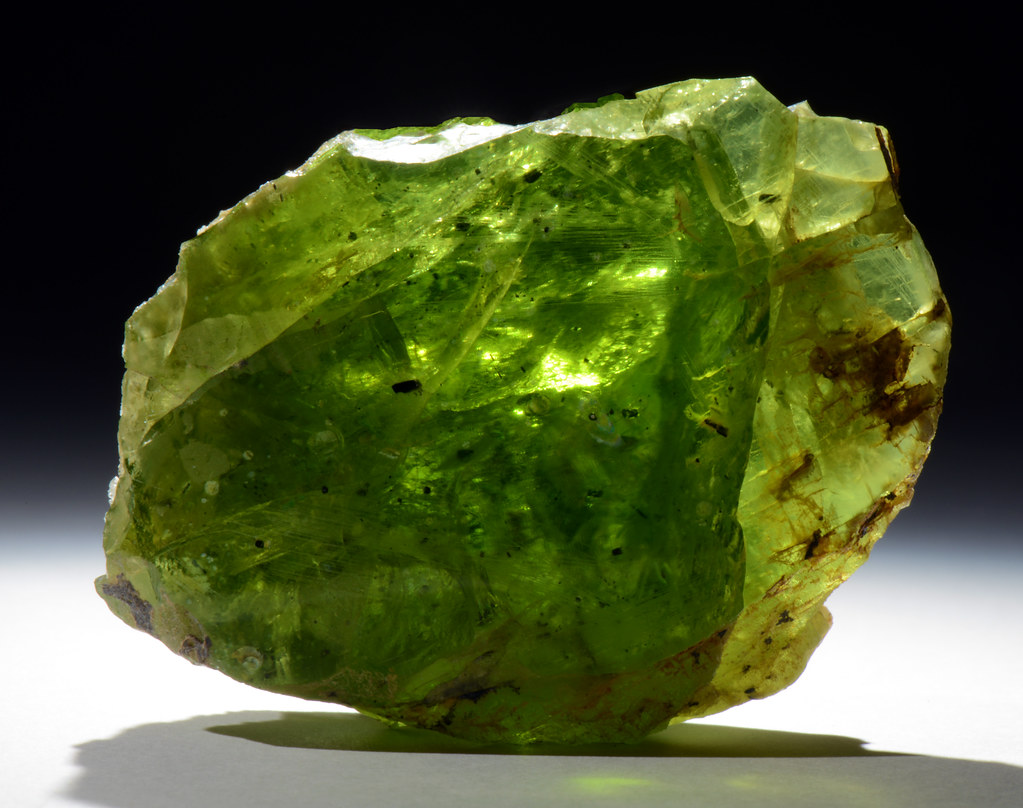 Olivine Fragment (Peridot)
