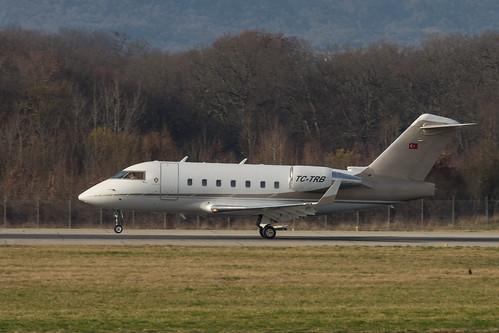 TC-TRB Bombardier CL-600-2B16 Challenger 604 CL60 | by FlugZüge