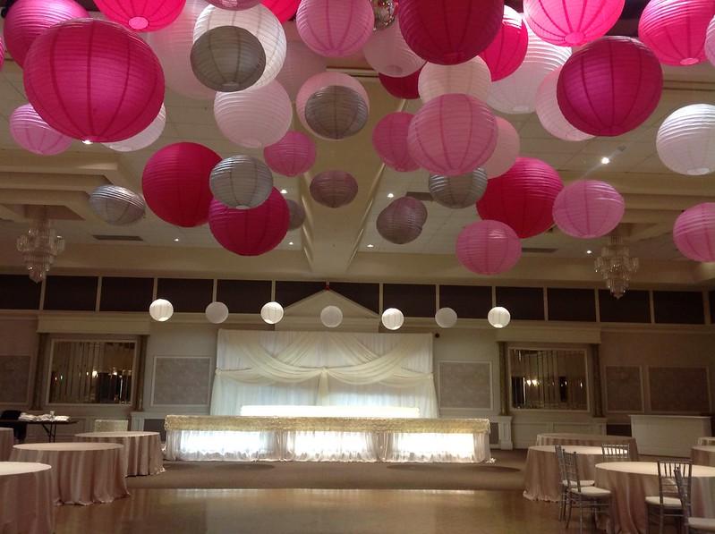 Ceiling Canopies Wedding Decoration Reception Halls