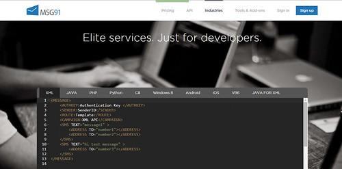 Bulk SMS API For Developers   by natashawilliams28oct
