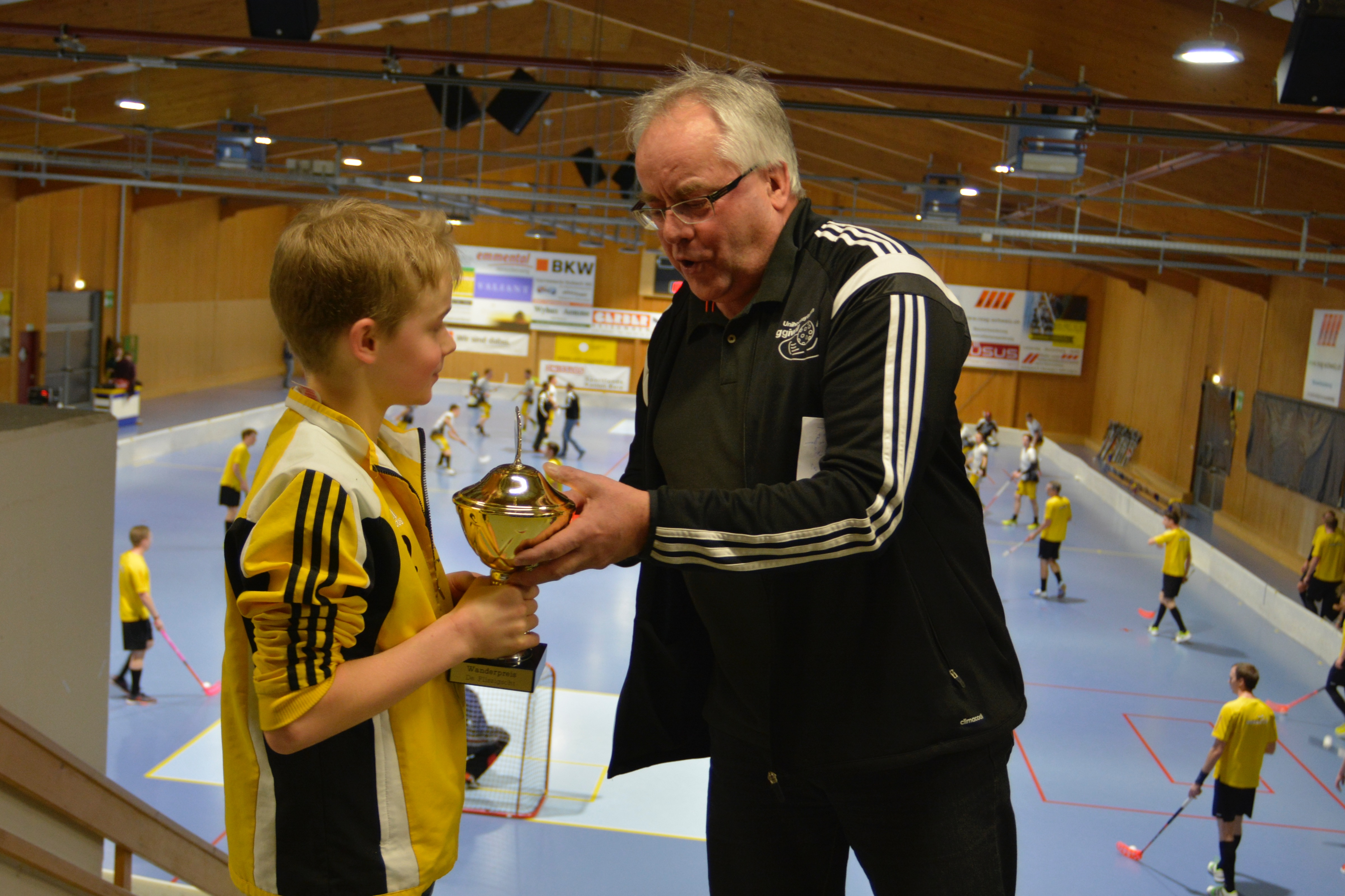 Verein - Sponsorenapero Saison 2015/16
