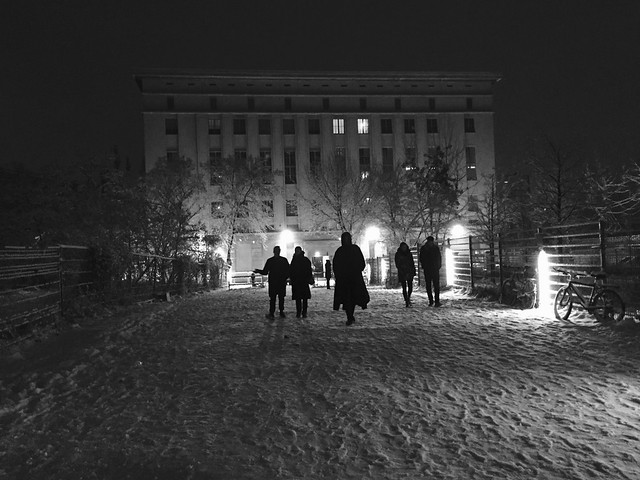 Berghain at Night / Berlin