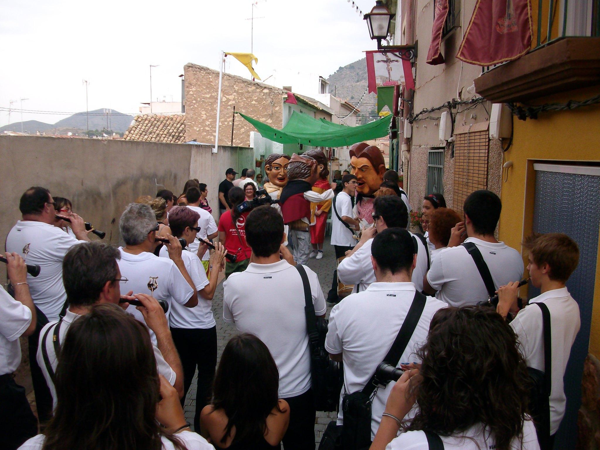 (2011-07-03) - Pasacalle Gent de Nanos -  José Vicente Romero Ripoll (36)