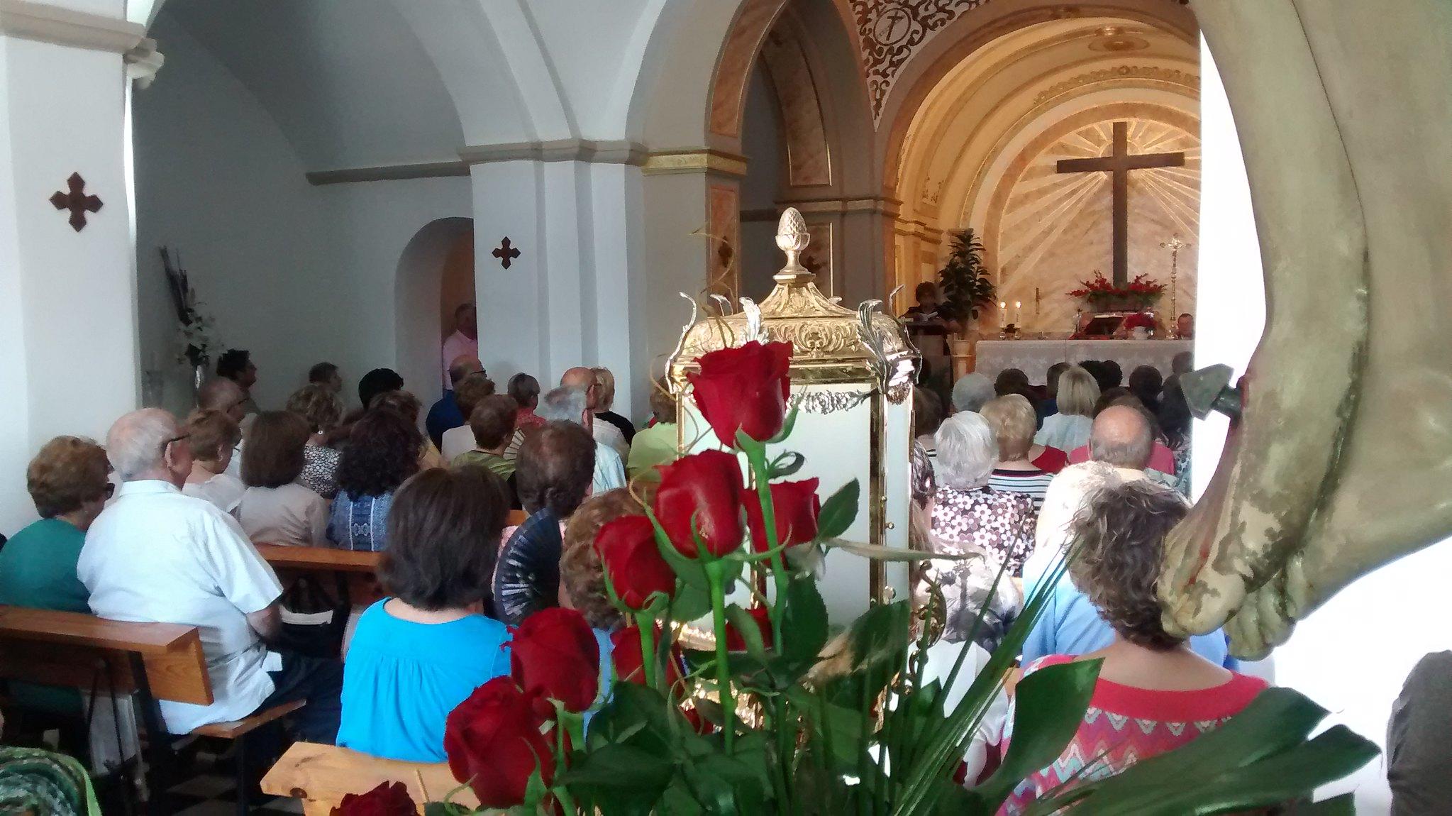 (2014-06-27) - Eucaristía y bajada del Cristo - José Vicente Romero ripoll (01)