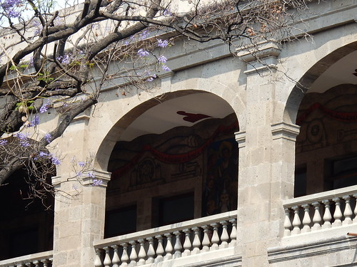 Ciudad Mexico - Secretaria de Educacion Publica - Diego Rivera murals - 3