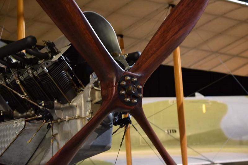 Βασιλικό Αεροσκάφος Εργοστάσιο BE2A 8