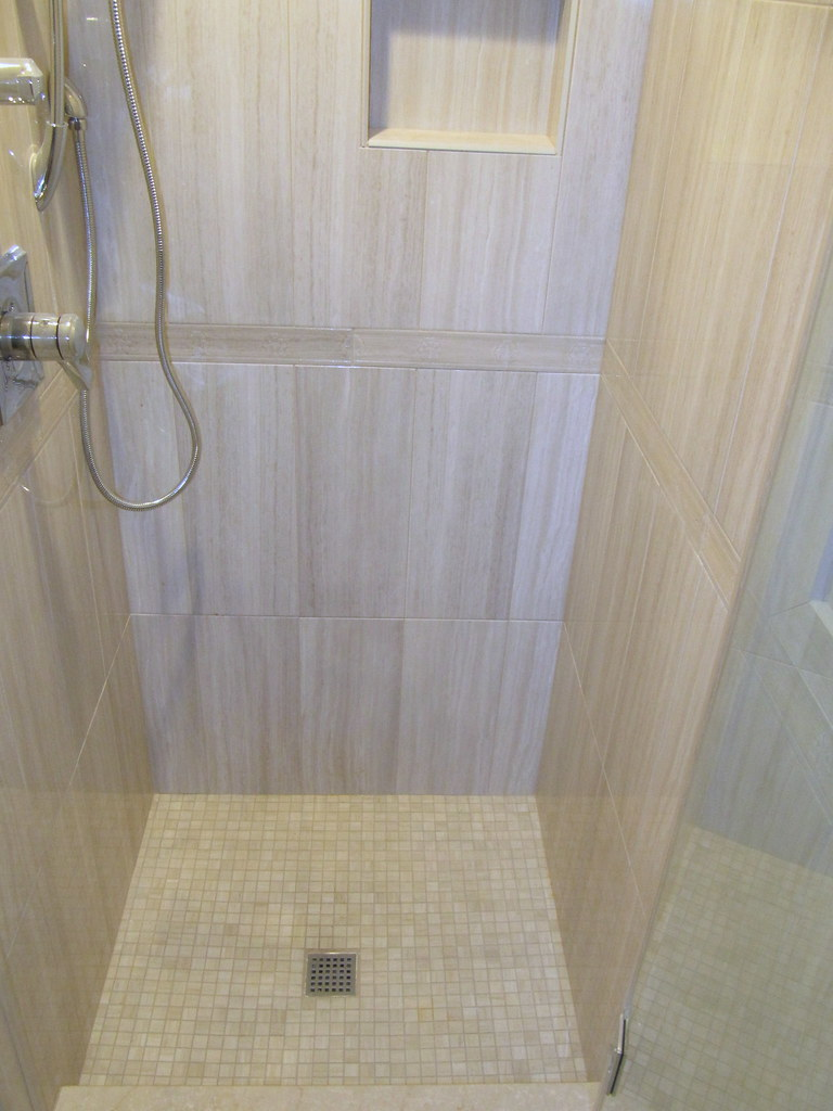 Beautiful Scratch Shower Tile Fells Point Master Bathroom Flickr