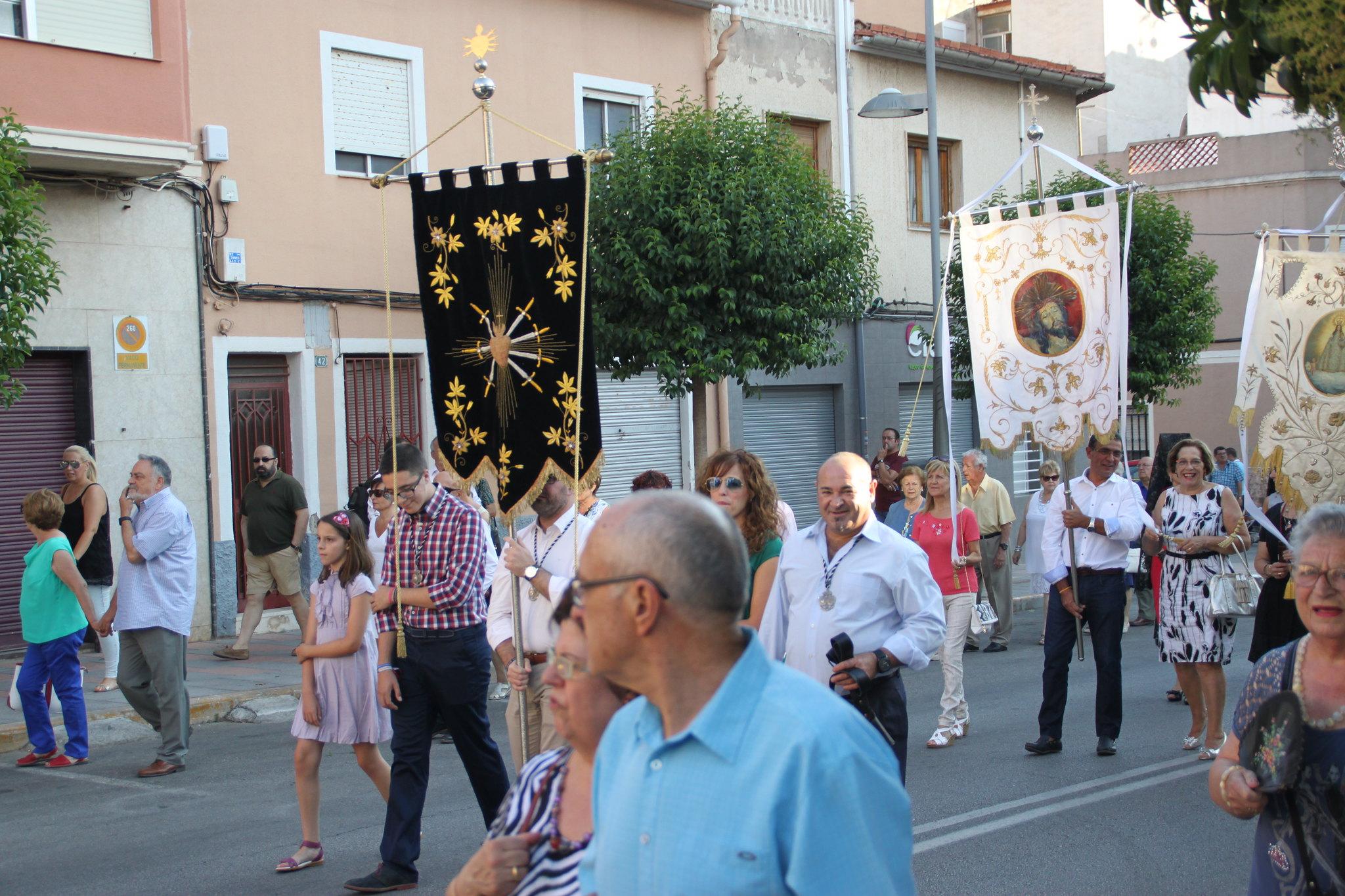 (2015-07-12) - Virgen del Carmen, parroquia La Santa Cruz - Javier Romero Ripoll (16)