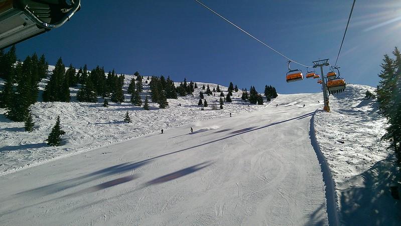 Hauser Kaibling, Gipfelbahn