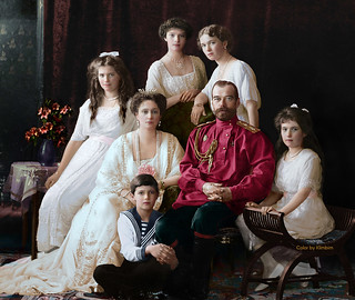 Family Nicholas II of Russia, 1914 | by klimbims