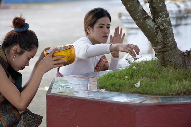 LAO257 Boun Khao Pansa - Luangprabang 198 - Laos