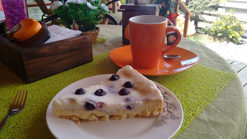 Kuchen and Tea in Cucao, Chiloé, Chile | by blueskylimit
