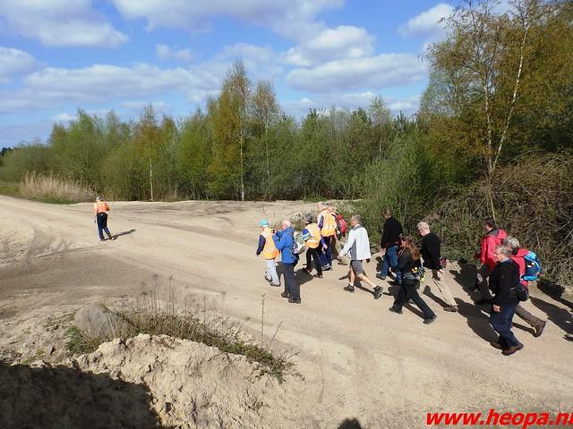 2016-04-20 Schaijk 25 Km   Foto's van Heopa   (29)