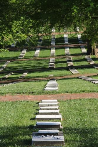 cemetery graveyard nc northcarolina moravian winstonsalem oldsalem godsacre
