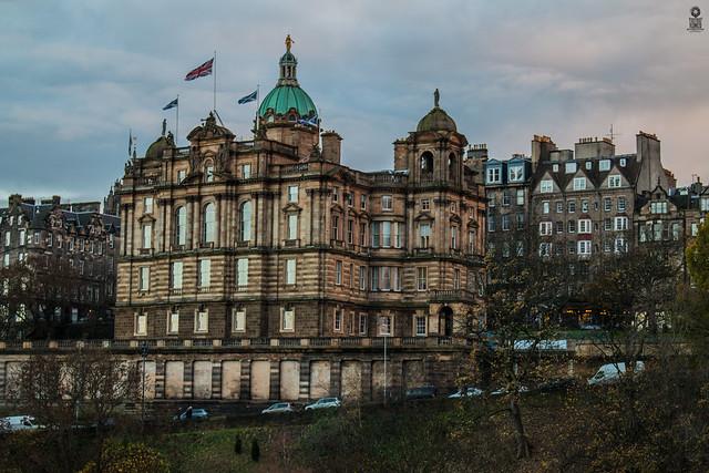 Edinburgh, Market Street (Explore)