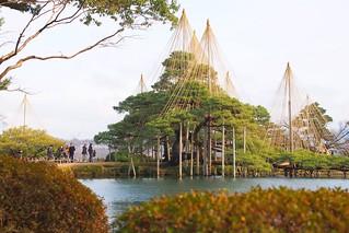 Kenrokuen Garden (兼六園), Kanazawa | by Kevin Shieh