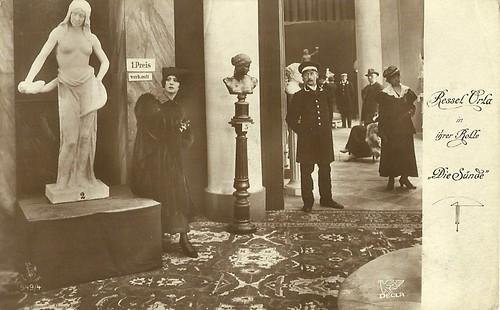Ressel Orla in Die Sünde (1917)