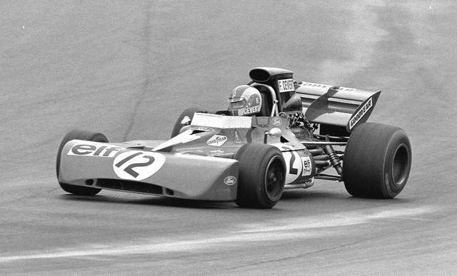 1971 Canadian Grand Prix Francois Cevert