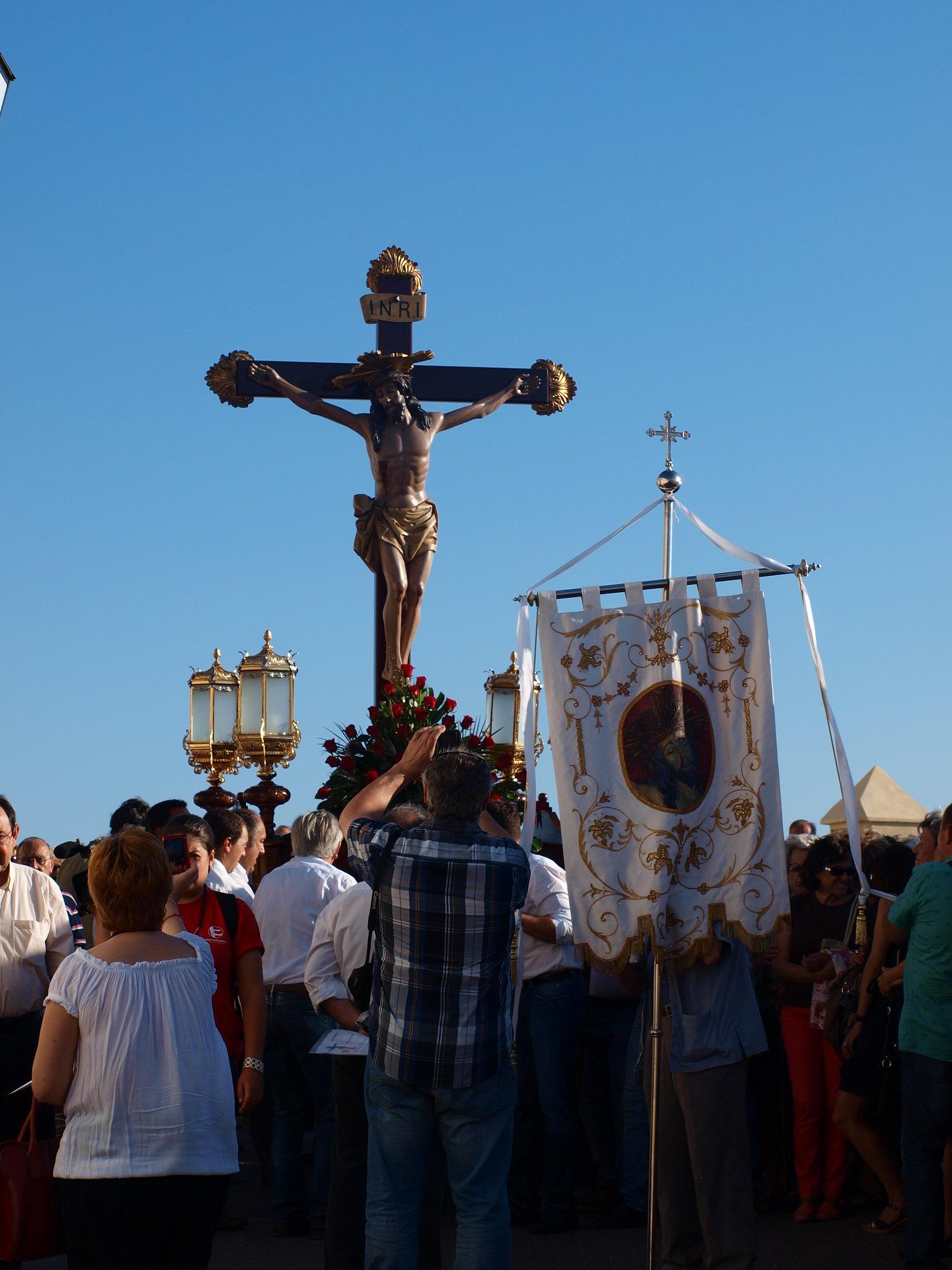 (2014-06-27) - Bajada Vía Crucis - Paloma Romero Torralba (01)
