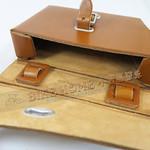 331-1131 BROOKS B4 Leather Frame Bag 皮革上管包-蜂蜜色(B2764A07203)
