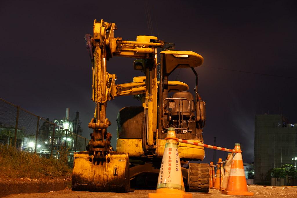 工場夜景19