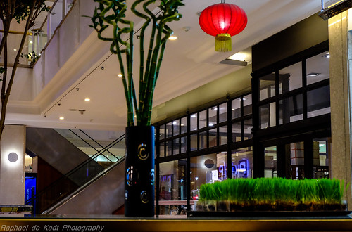 red architecture night mall restaurant interior lantern oriental lampshade johannesburg