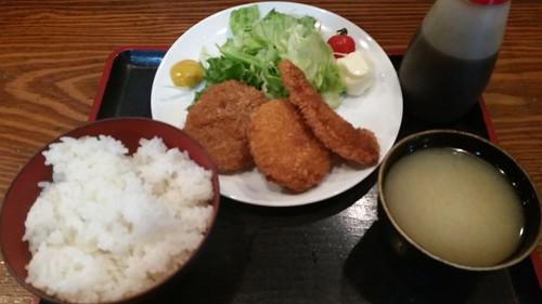 Nihonbashi lunch