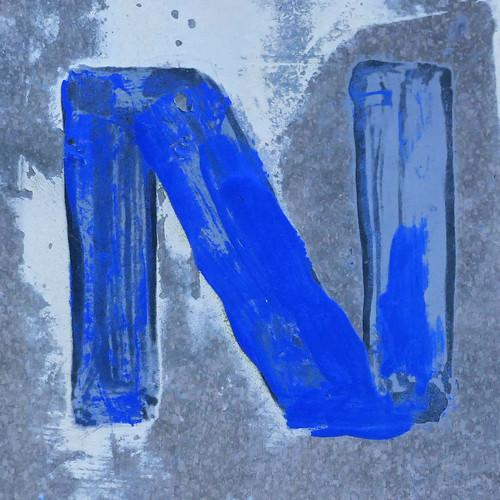 letter N | by Leo Reynolds
