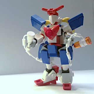 Chubdam Ashildr, based off of Noble Gundam. | by The Hydromancer