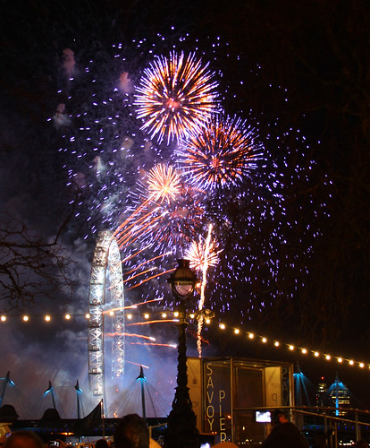 Start of the London New Year Fireworks 2016 6 | by ahisgett