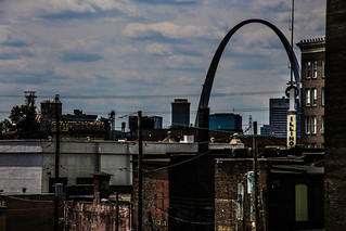 View from East St. Louis | by pasa47