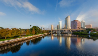Tampa Skyline Right | by Photomatt28