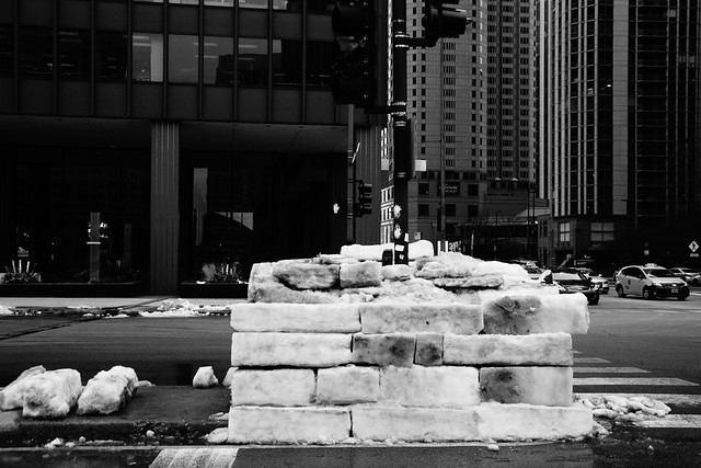 Igloo in Chicago