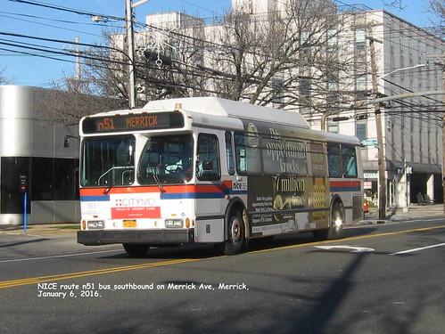 Merrick, NICE bus | by sphoto33