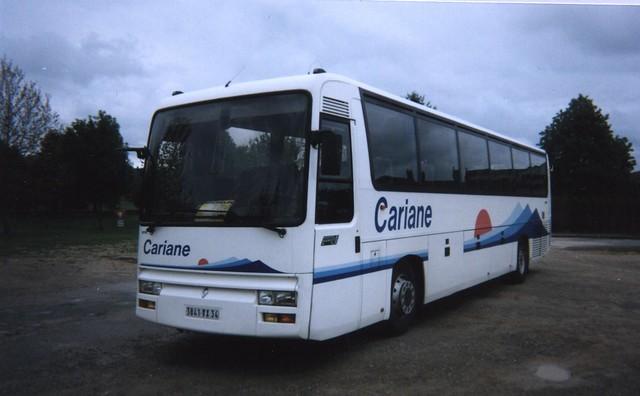 Renault FR1 Cariane Agde (34 Hérault) 3841 VX 34 N° Parc 92705 1999a