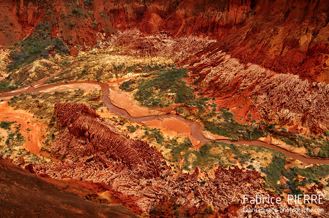 Red canyon - Madagascar - August 2012