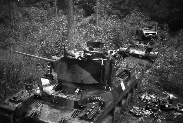 Matilda II tanks