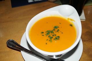 Karotten-Ingwer-Suppe | by susimtsch
