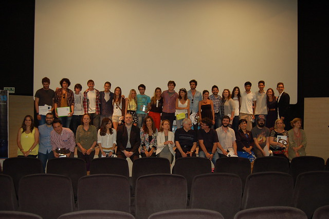 Certamen Universitario de Creación Audiovisual. Proyecta 2013