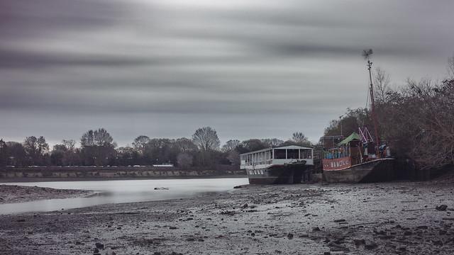 A Grey Day in Brentford