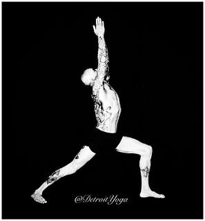virabhadrasana ashtanga vinyasa yoga ashtangayoga vi