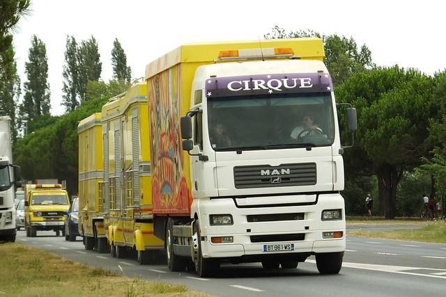 MAN TGA Cirque Zanetti Portiragne-Plage (34 Hérault) 22-07-15b