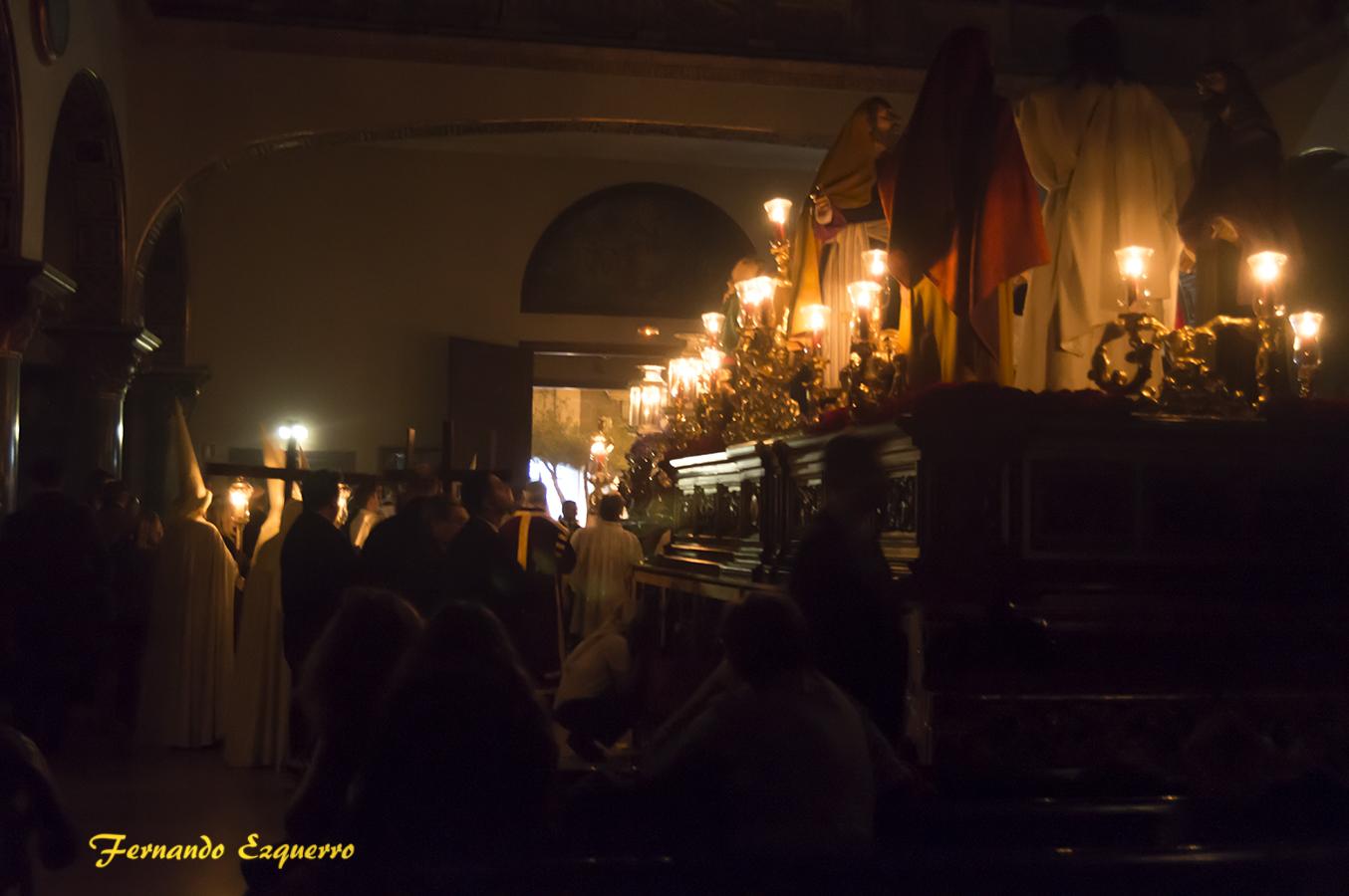 Institución de la Sagrada Eucaristía