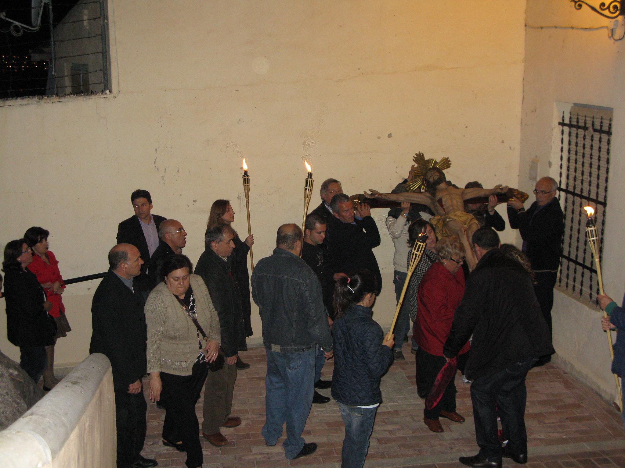 (2011-04-15) - II Vía Crucis nocturno -  Antonio Verdú Navarro (39)