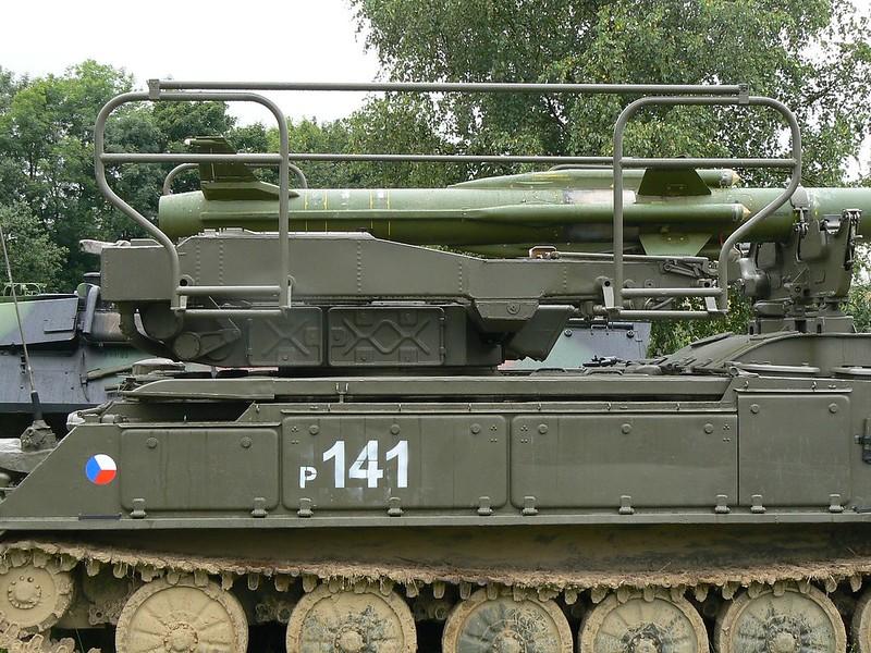 SA-6 Gainful 29