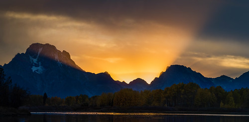 Oxbow sunset #2 | by brian.perkes
