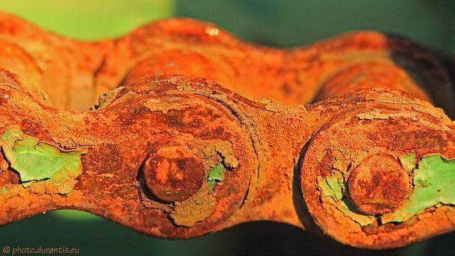 Rusty · Rostfarben XI