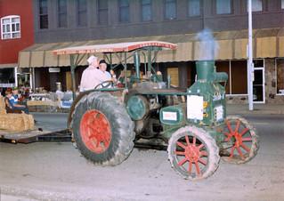 antique tractor - Oktoberfest 1982 red book
